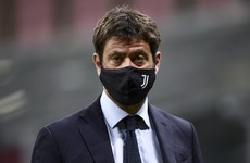 European clubs chief Agnelli warns of losses up to €8.5 billion due to pandemic