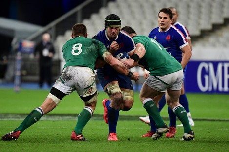France are scheduled to visit Dublin on 14 February.