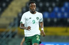 'It certainly didn't affect him' - Support for Ireland U21 striker after recent racist abuse