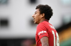 Jesse Lingard set for loan move to West Ham