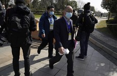 WHO team visits Wuhan hospital as it begins fieldwork into origins of pandemic