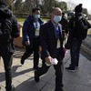 WHO team visits Wuhan hospital as it begins fieldwork into origins of pandemic
