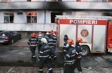 Fire at Romanian Covid-19 hospital leaves four dead