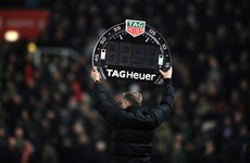 Concussion substitutes to be permitted in the Premier League from February