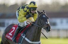 Shishkin strikes Lightning gold at Doncaster