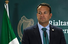 Belfast graffiti threatening Leo Varadkar investigated as hate crime