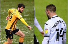 Hourihane scores in second straight game for new club while 38-year-old Hoolahan also finds target