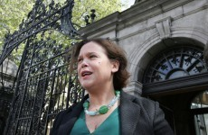 "Mary Lou McDonald: ""Austerity will not cure the deficit"""