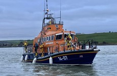 Lifeboat rescues windsurfer blown out to sea off Cork coast