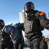 Over 4,000 people detained at Alexei Navalny protests across Russia