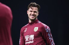 New deal for Long as Ireland defender extends run as Burnley's longest-serving player