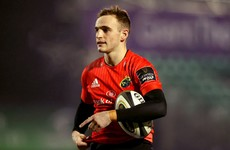 Scrum-half Nick McCarthy set to re-join Leinster from Munster
