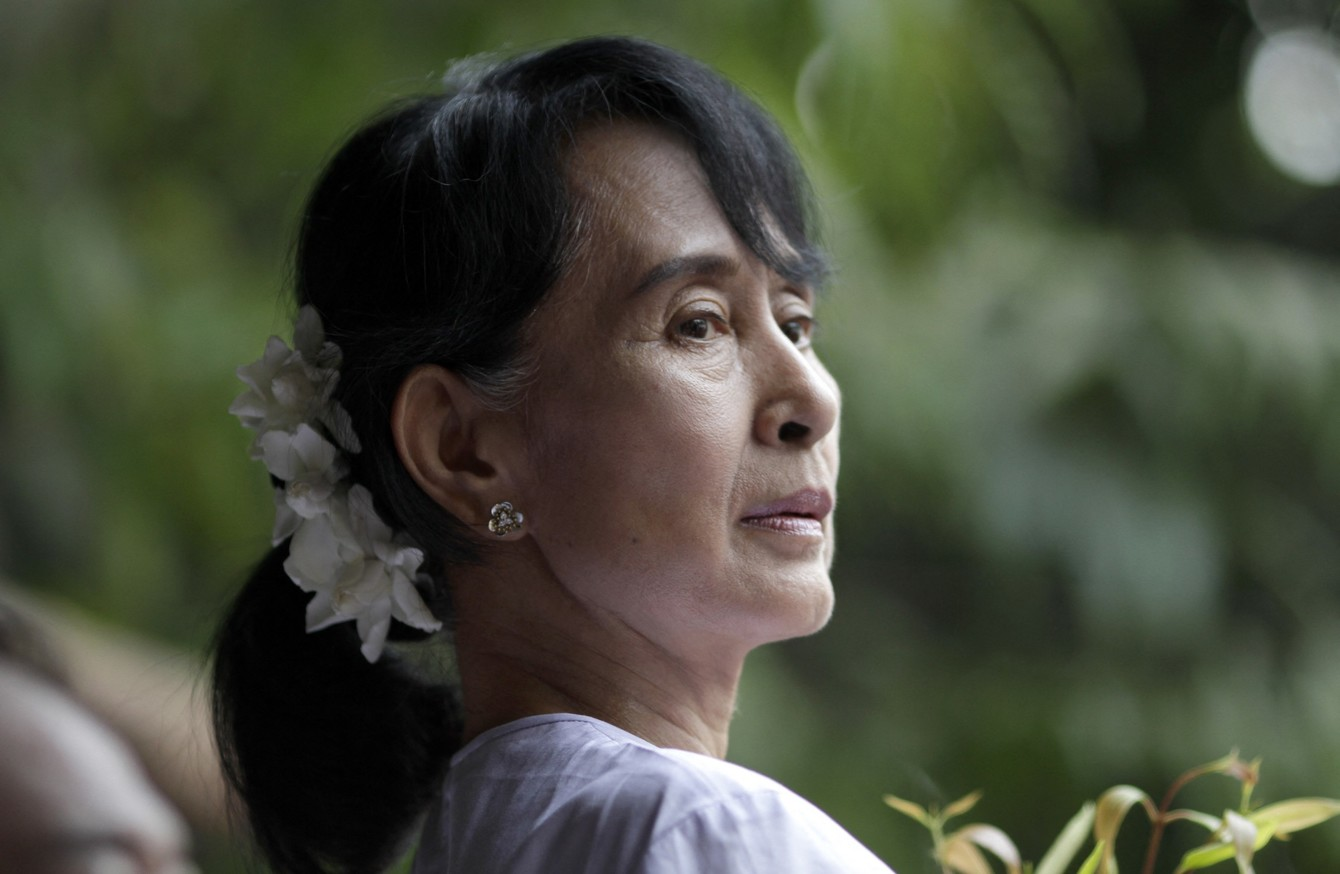 Myanmar's military detains Aung San Suu Kyi in staged coup