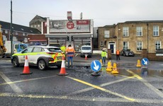 Traffic diversions in place after 'sinkhole' appears on Phibsborough Road