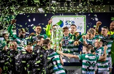 Shamrock Rovers and St Pat's set for Dublin derby to kick off 2021 LOI season