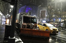 Powerful winter storm set to dump up to 24 inches of snow in New York as it hits US east coast