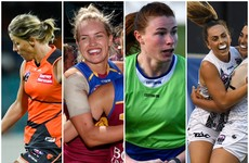 'She's setting the standard' - a closer look at the nine Irish players that featured in AFLW openers