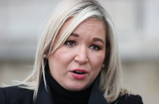Michelle O'Neill self-isolating after family member tests positive for Covid-19