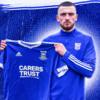 Tottenham and Ireland striker Parrott drops down a division in new loan move