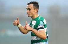 Shamrock Rovers bid farewell as McEneff signs with Hearts