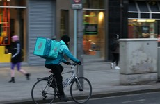 Deliveroo seeks meeting with Gardaí after attacks on its cyclists in Dublin city centre
