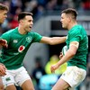 Familiar faces seem likely to lead the charge for Farrell's Ireland in Cardiff
