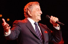 Legendary singer Tony Bennett reveals Alzheimer's diagnosis
