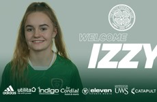 Ireland international and Shelbourne sensation signs for professional outfit Celtic