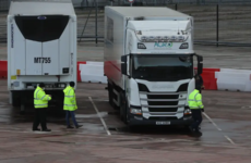 Staff withdrawn from Belfast and Larne ports over safety concerns