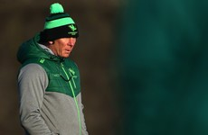 Connacht 'heading in the right direction' as trio return to training