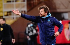 Angry Villas-Boas tenders resignation at Marseille in row over signing from Celtic