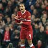 Virgil Van Dijk 'not likely' to play again this season