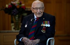 Captain Tom Moore dies aged 100 after testing positive for Covid-19