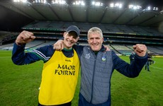'I've always had a curiosity for the tactical side of things' - Limerick hurling coach Kinnerk