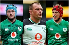 Doris injury leaves Ireland with crucial call in the back row for visit to Wales