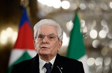 Italian president seeks non-political government to lead