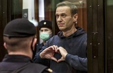 Russian court jails Kremlin critic Navalny as over 1,400 protesters detained