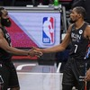 Irving, Harden shine as Brooklyn outpower Clippers