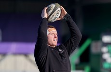 Short-term focus paying off for Connacht's Shane Delahunt