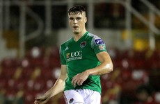 Crystal Palace move confirmed for 19-year-old Cork City defender