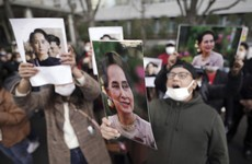 Aung San Suu Kyi charged with possessing illegal walkie-talkies
