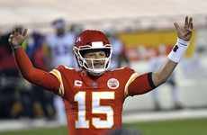 'I want lots of rings on my hand' – Mahomes braced for Super Bowl and Tom Brady showdown