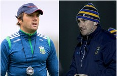 Tipp underage managerial appointments for James Woodlock and Paddy Christie