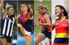 Cora 'back terrorising defences' and returning Rowe - what to expect from the AFLW's Irish this weekend