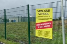 Parents dismayed over 'ridiculous decision' to move Drogheda Educate Together school for third time