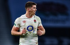 Farrell at out-half for England while Redpath set for Scotland debut
