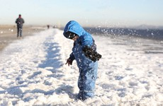 Snow expected in parts from Sunday onwards as cold spell 'likely to last well into next week'