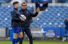 Jalibert partners Dupont in strong France team for Six Nations opener against Italy