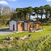 Sweeping sea views and contemporary style at this €315k chalet by the Wexford coast