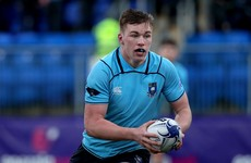 Irish back row prospect Hickey set to sign for the Ospreys in Wales